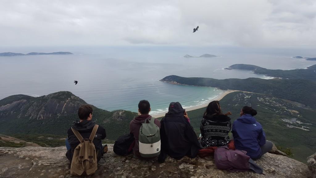 Mt Oberon Lookout - Wilsons Promontory