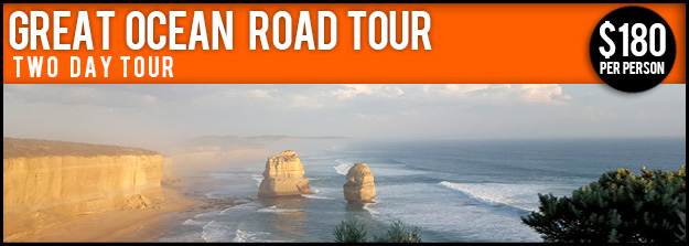 2 Day Great Ocean Road Tour