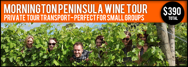 Mornington Peninsula Private Wine Tour