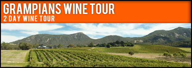 Grampians 2 Day Wine Tour