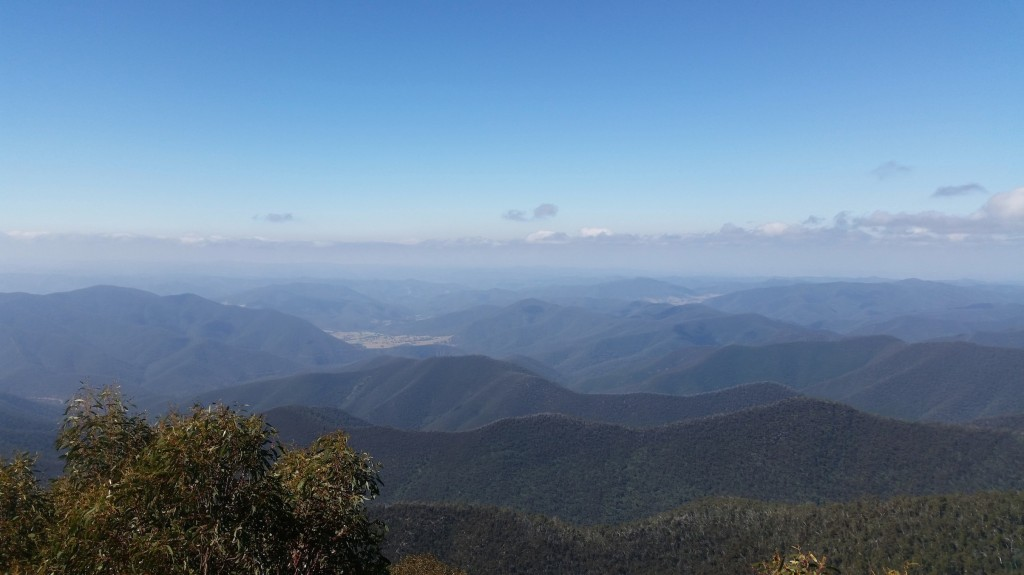 The Pinnacles - Victorian High Country