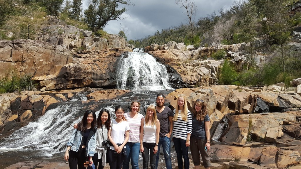 Fish Falls Grampians 2 Day Tour