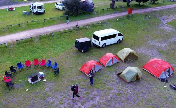 Grampians Camping Tour
