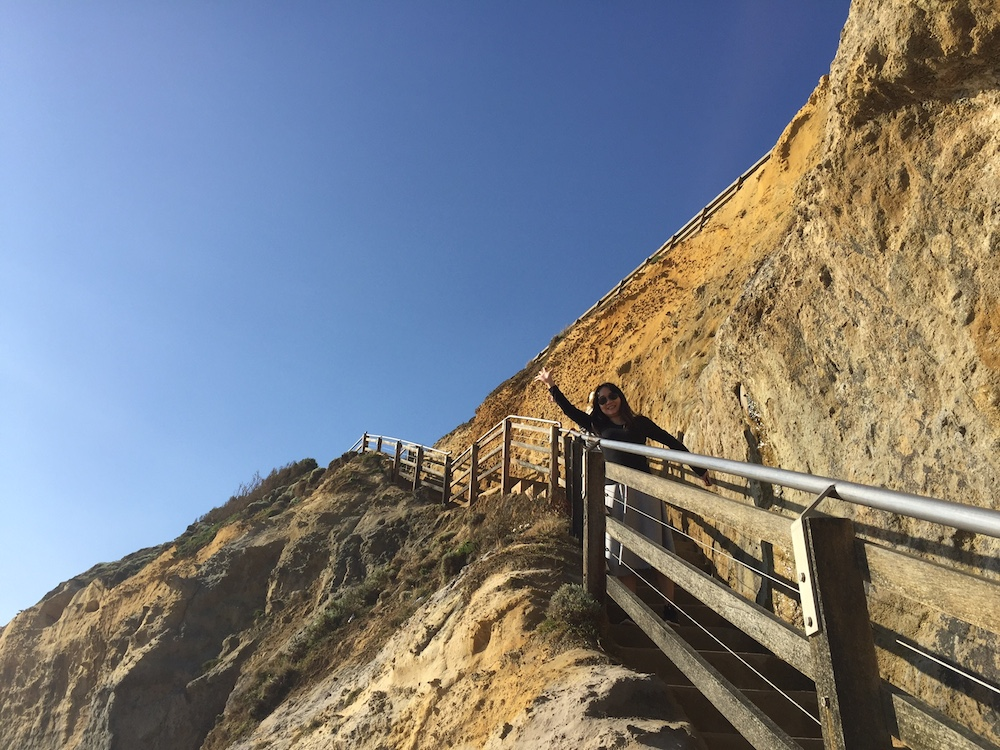 Gibson Steps - Great Ocean Road Tour