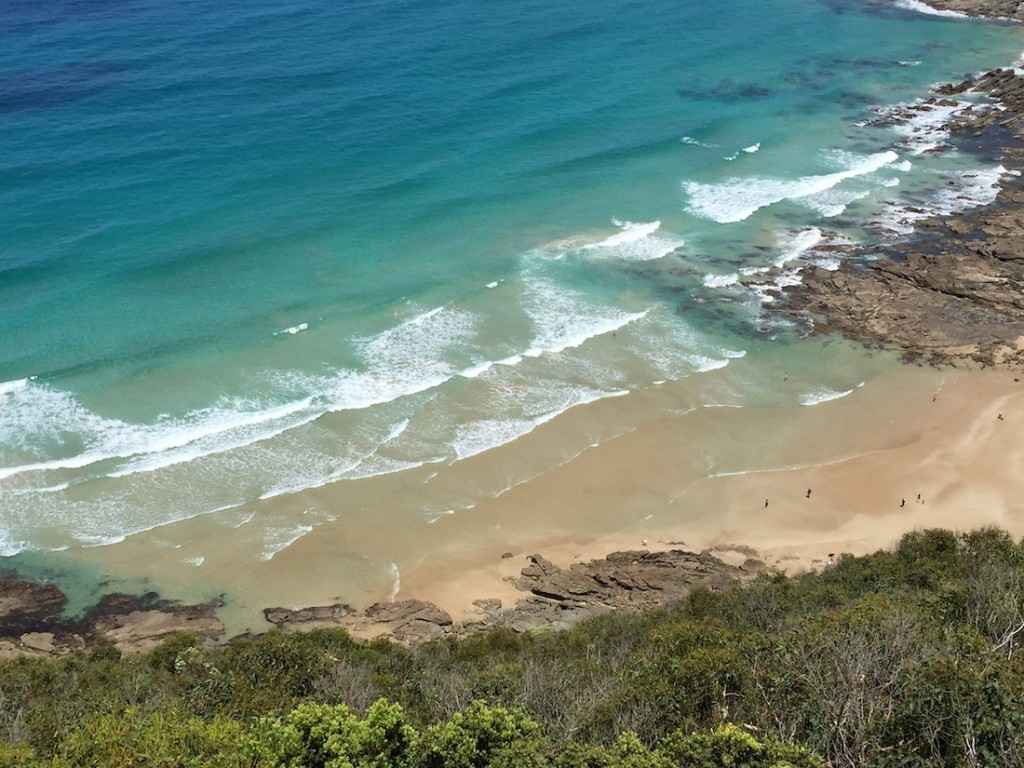 View from Teddys Lookout - Great Ocean Road Tour
