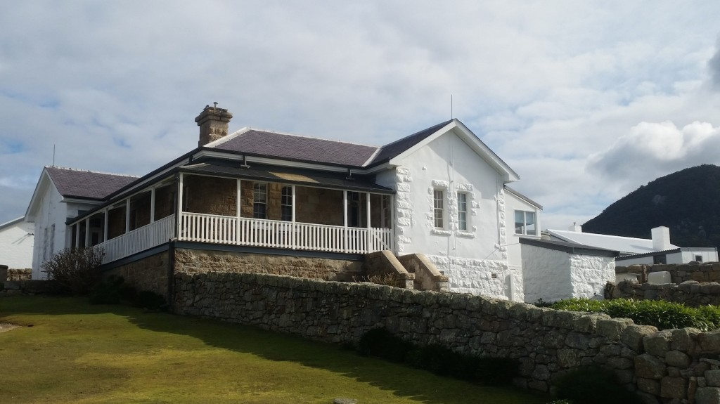 Wilsons Promontory Lighthouse Cottage