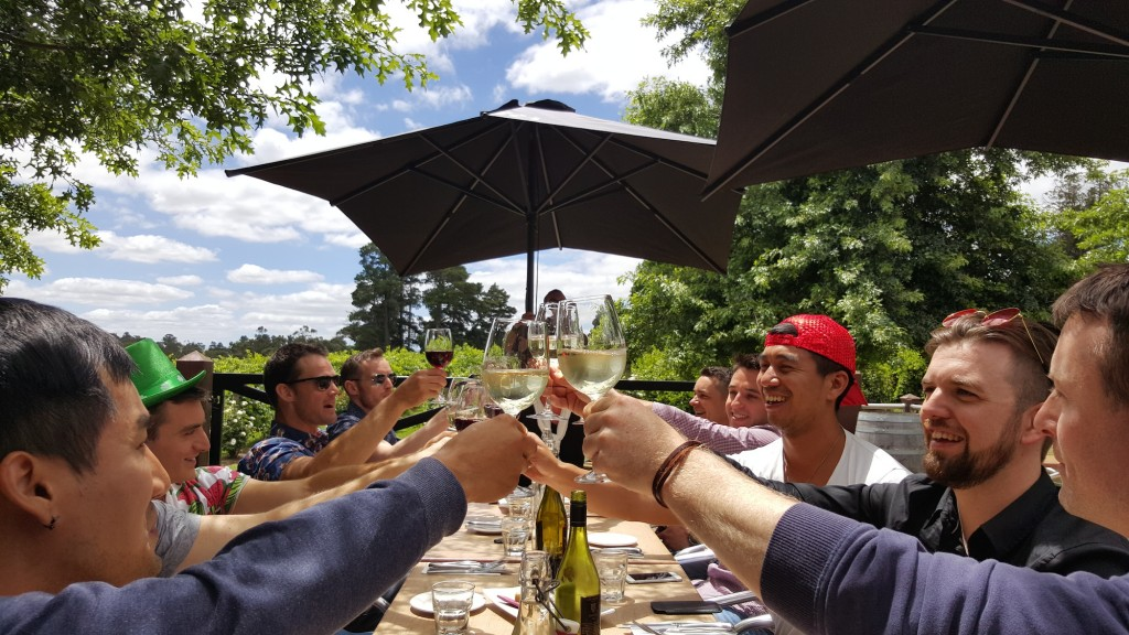 Good Times Tours - Wild Cattle Creek Yarra Valley