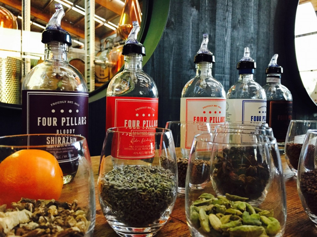 Four Pillars Gin Distillery