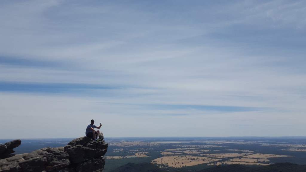Pinnacles Walk - Grampians Tour