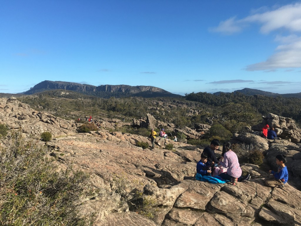 Pinnacles Walk - Grampians