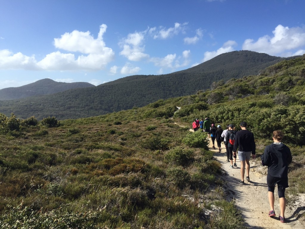 Tidal Overlook Trail - Wilsons Promontory Tour