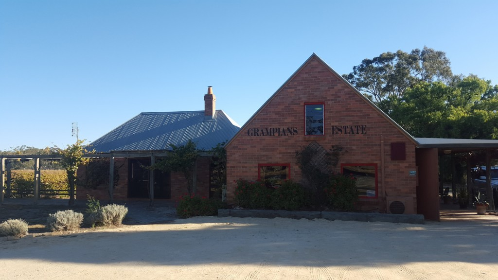 Grampians Estate Winery
