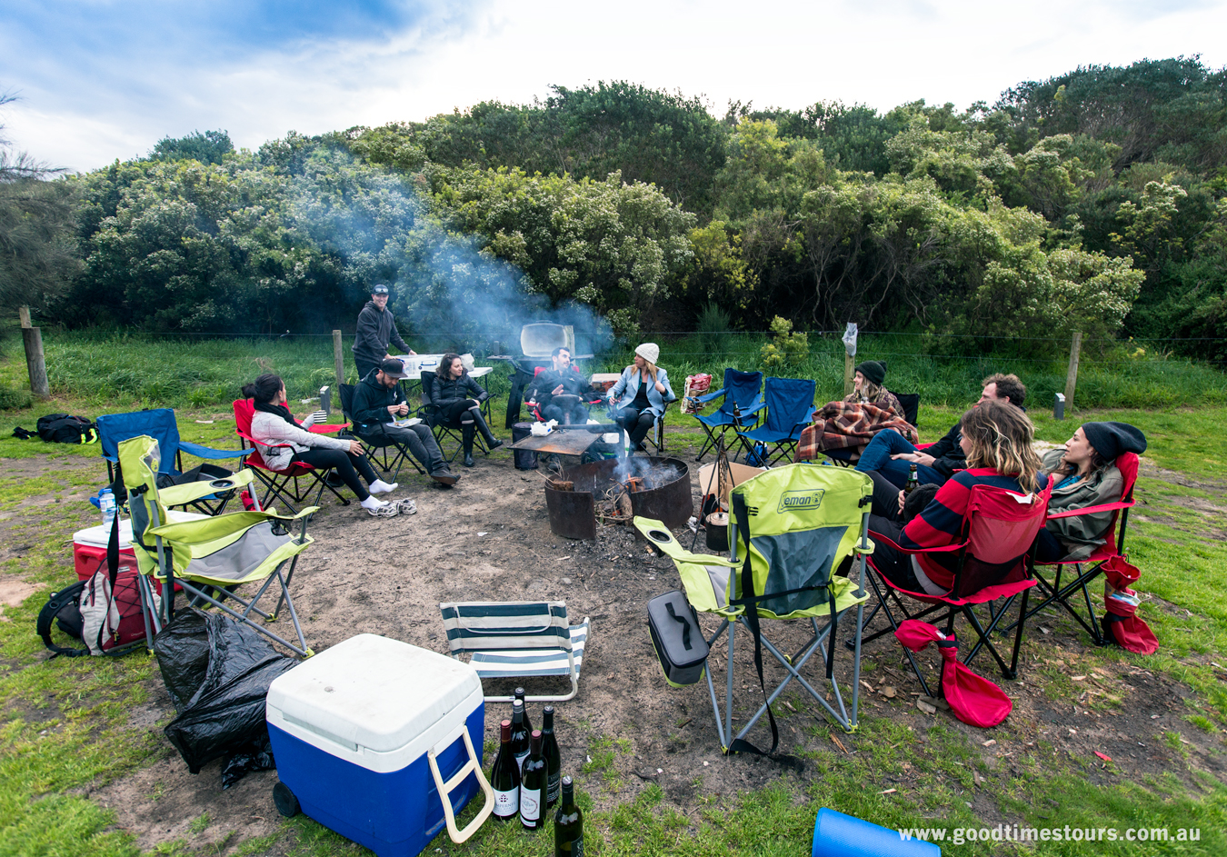 walking and great camping story Here are some places close to home that are perfect for camping  and a hiking  trail that circles the body of water offers some great views.