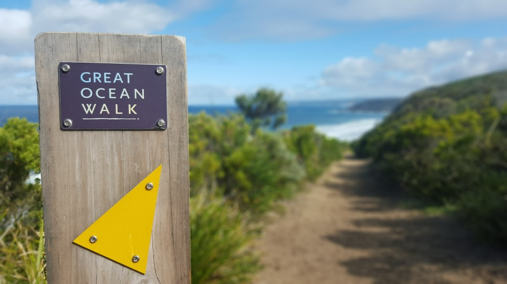 Great Ocean Walk Logo