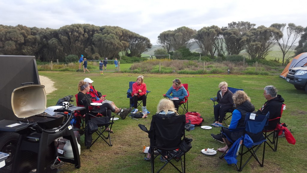Great Ocean Walk Tour Camping