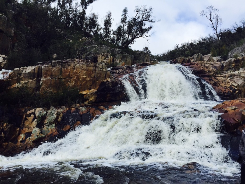 Fish Falls Grampians Waterfall