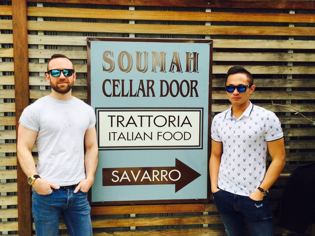 Soumah Wines Cellar Door