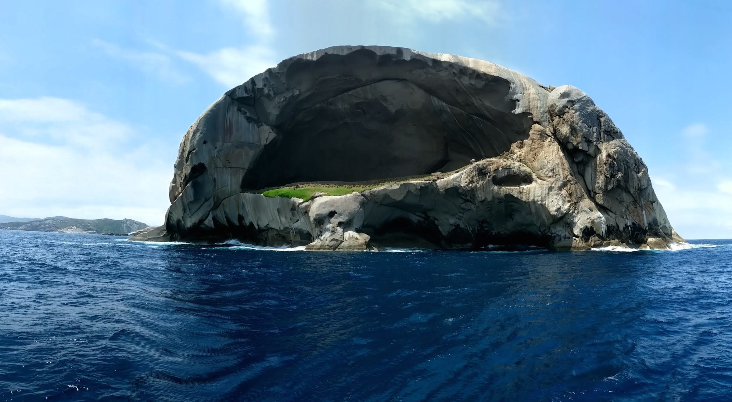 Skull Rock - Wilsons Promontory Cruises and Tours